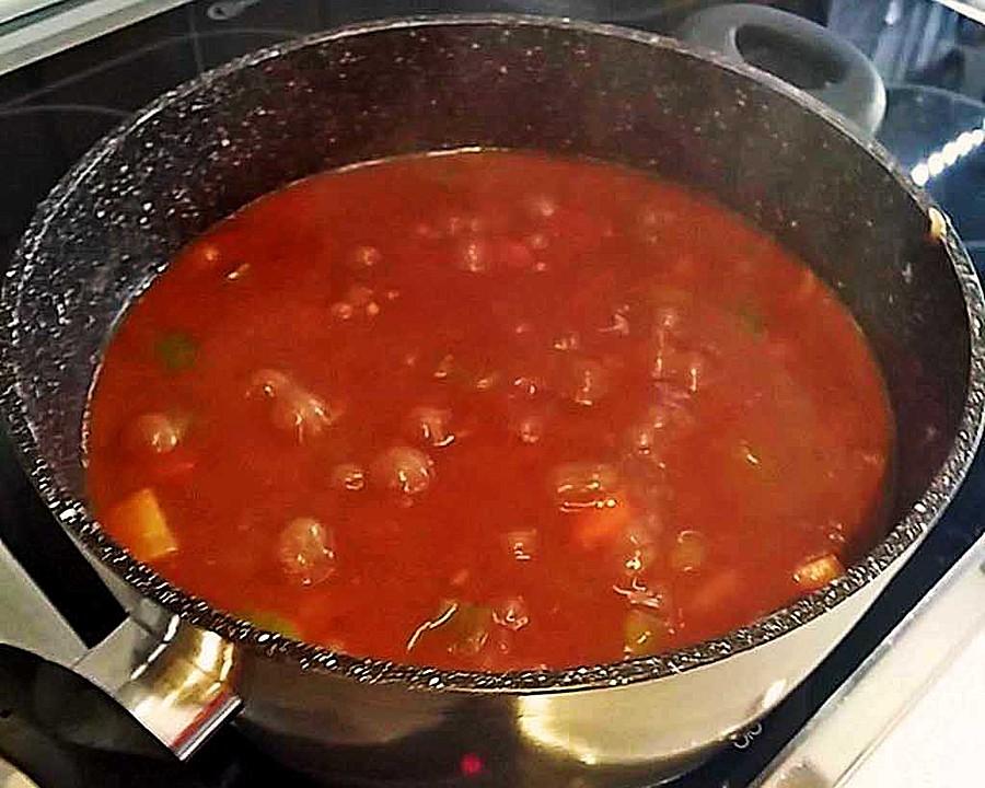 Ungarische gulaschsuppe rezept mit bild von suri5 for Ungarische gulaschsuppe