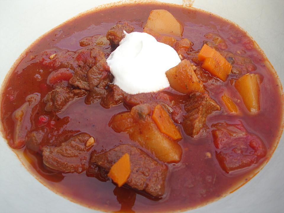 ungarische gulaschsuppe rezept mit bild von suri5