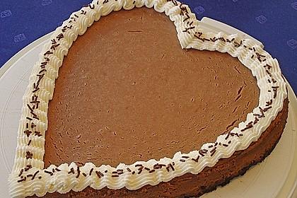 Baileys - Schoko - Cheesecake 1