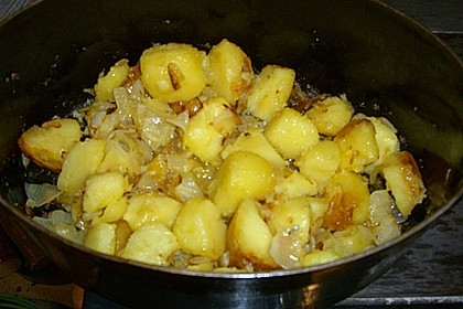 Knusprige Bratkartoffeln nach Muttis Rezept 187