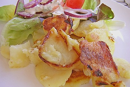 Knusprige Bratkartoffeln nach Muttis Rezept 51