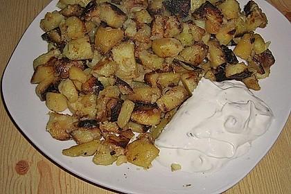 Knusprige Bratkartoffeln nach Muttis Rezept 161