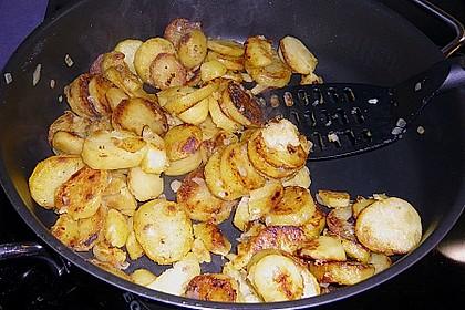 Knusprige Bratkartoffeln nach Muttis Rezept 77