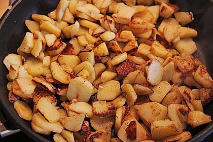 Knusprige Bratkartoffeln nach Muttis Rezept 86