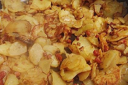 Knusprige Bratkartoffeln nach Muttis Rezept 101