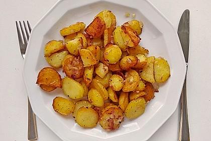 Knusprige Bratkartoffeln nach Muttis Rezept 2