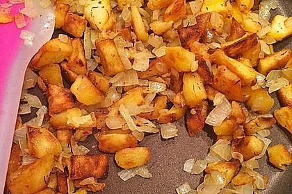 Knusprige Bratkartoffeln nach Muttis Rezept 85