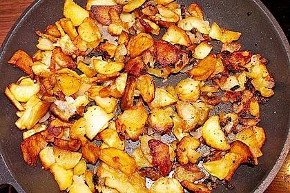 Knusprige Bratkartoffeln nach Muttis Rezept 150