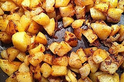 Knusprige Bratkartoffeln nach Muttis Rezept 136