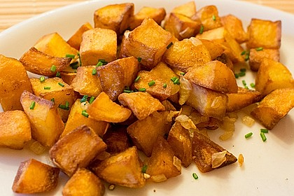 Knusprige Bratkartoffeln nach Muttis Rezept 10