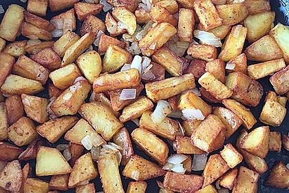 Knusprige Bratkartoffeln nach Muttis Rezept 142