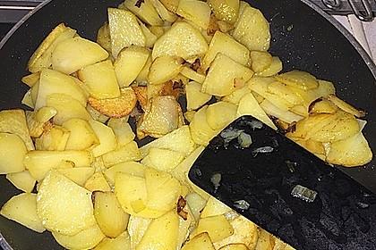 Knusprige Bratkartoffeln nach Muttis Rezept 186