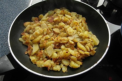 Knusprige Bratkartoffeln nach Muttis Rezept 112