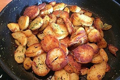 Knusprige Bratkartoffeln nach Muttis Rezept 16