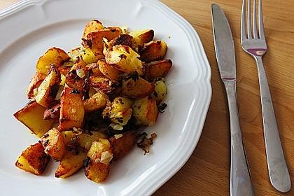 Knusprige Bratkartoffeln nach Muttis Rezept 13