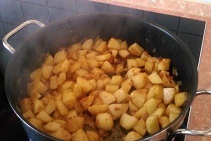 Knusprige Bratkartoffeln nach Muttis Rezept 0
