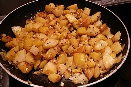 Knusprige Bratkartoffeln nach Muttis Rezept 107