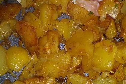 Knusprige Bratkartoffeln nach Muttis Rezept 119