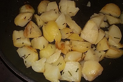 Knusprige Bratkartoffeln nach Muttis Rezept 127