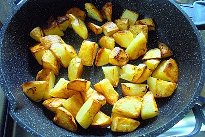 Knusprige Bratkartoffeln nach Muttis Rezept 74