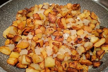 Knusprige Bratkartoffeln nach Muttis Rezept 9