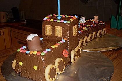 Schneller Zug Kuchen Von Das Schessi Chefkoch De