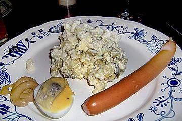 Kartoffelsalat nach Mamas Rezept