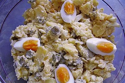 Kartoffelsalat nach Mamas Rezept 0