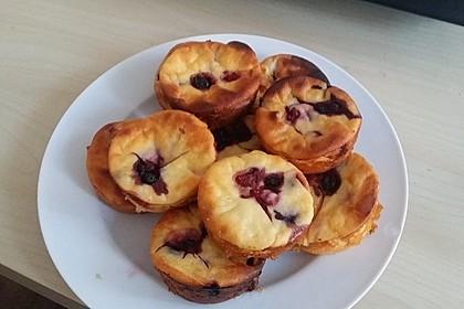 Käsekuchen-Muffins 2