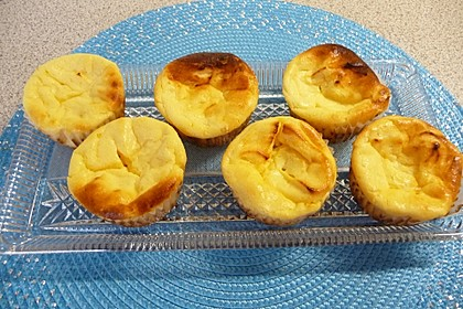 Käsekuchen-Muffins 38