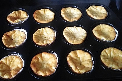 Käsekuchen-Muffins 49