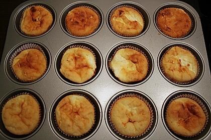 Käsekuchen-Muffins 60