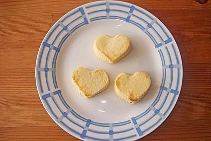 Käsekuchen-Muffins 17