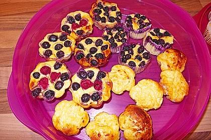 Käsekuchen-Muffins 70
