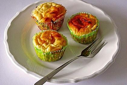 Käsekuchen-Muffins 6