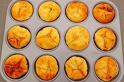 Käsekuchen-Muffins 15
