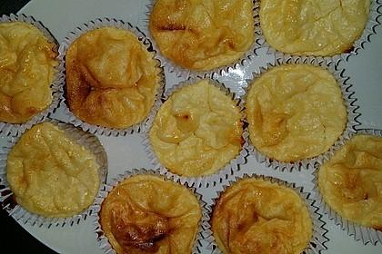 Käsekuchen-Muffins 57
