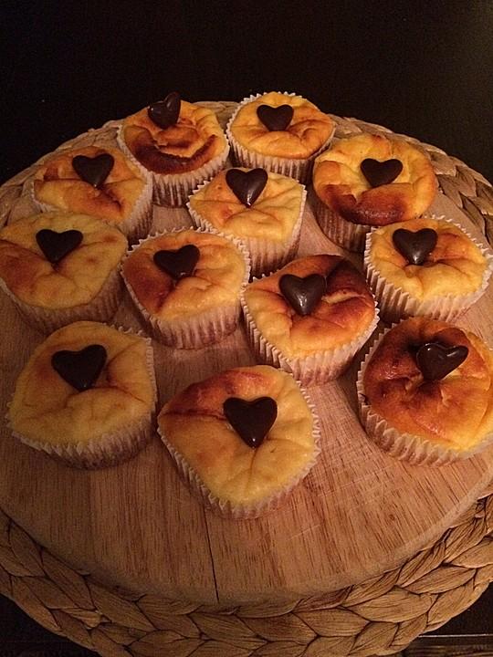 Käsekuchen muffins Rezepte | Chefkoch.de