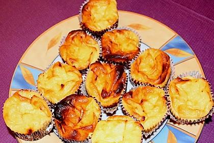 Käsekuchen-Muffins 11