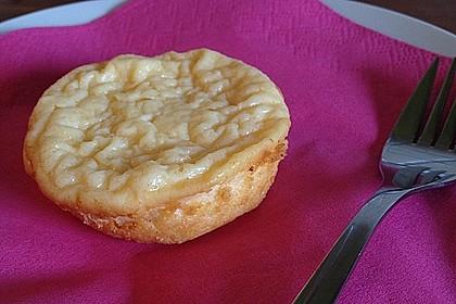 Käsekuchen-Muffins 12