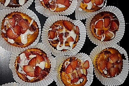 Käsekuchen-Muffins 30