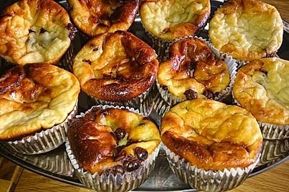 Käsekuchen-Muffins 16