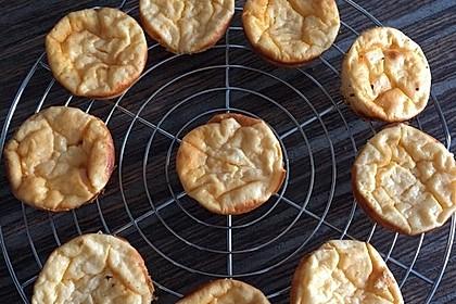 Käsekuchen-Muffins 24