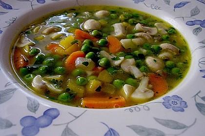 Gemüseeintopf 1
