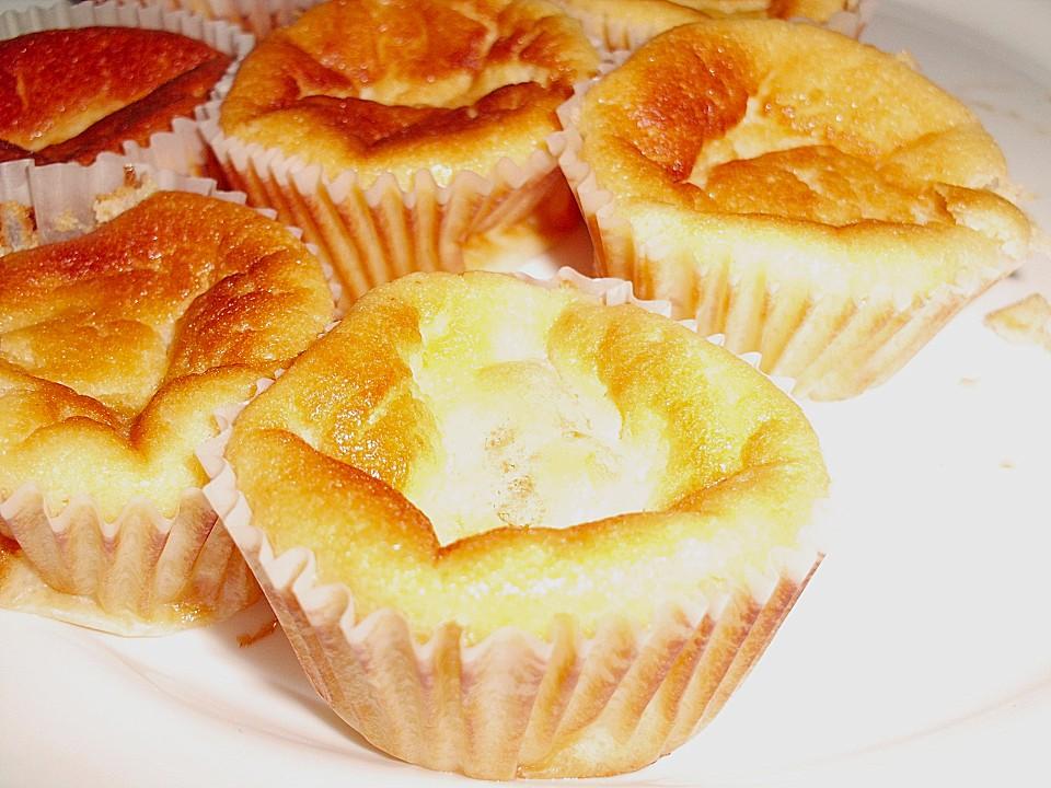Käsekuchen - Muffins (Rezept Mit Bild) Von Pippilotta-Viktualia