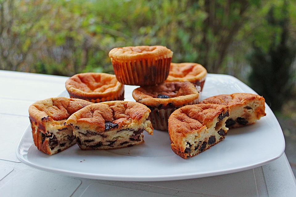 muffins ohne backen leicht rezepte. Black Bedroom Furniture Sets. Home Design Ideas