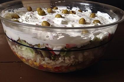 Uschis griechischer Schichtsalat 21