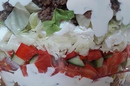 Uschis griechischer Schichtsalat 16