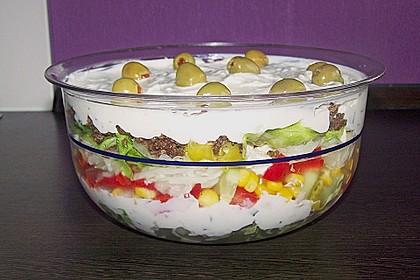Uschis griechischer Schichtsalat 4