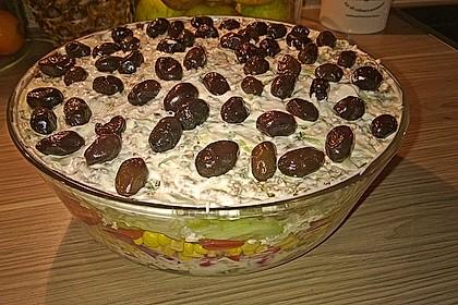 Uschis griechischer Schichtsalat 14